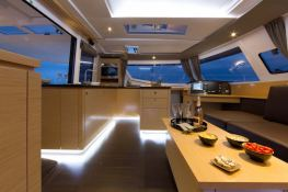 Helia 44 Fountaine Pajot Interior 6