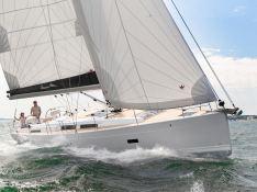 Hanse 458 Hanse Yachts Exterior 2
