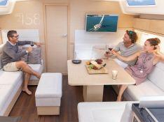 Hanse 458 Hanse Yachts Interior 1