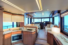 Navetta 52 Absolute Yachts Interior 1