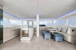 Sail 60 Sunreef Catamaran Interior 2