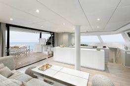 Sail 60 Sunreef Catamaran Interior 1