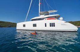 Sail 60 Sunreef Catamaran Exterior 4
