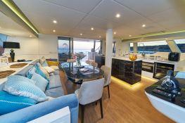 Sail 60 Sunreef Catamaran Interior 13