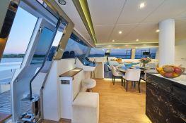 Sail 60 Sunreef Catamaran Interior 14