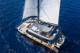 Sail 60 Sunreef Catamaran Exterior 3
