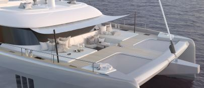 Sail 50 Sunreef Catamaran Exterior 1