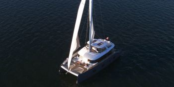 Sail 50 Sunreef Catamaran Exterior 3