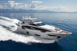 Memories Too  Azimut Yachts Grande 30M Exterior 1