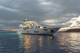 Memories Too  Azimut Yachts Grande 30M Exterior 2