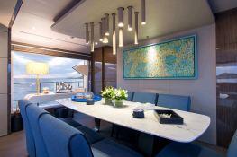Memories Too  Azimut Yachts Grande 30M Interior 5