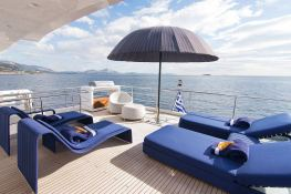 Memories Too  Azimut Yachts Grande 30M Interior 6