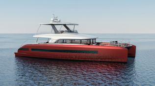 Lagoon Motoryacht 67 Lagoon Catamaran Exterior 2