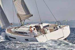 Sun Odyssey 490 Jeanneau Exterior 8