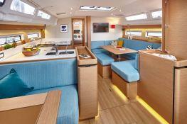 Sun Odyssey 490 Jeanneau Interior 3