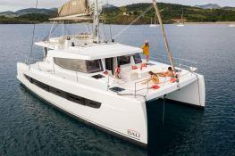 Bali 4.8 Catana Catamaran Exterior 2
