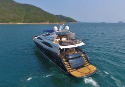 MOGUL  Sunseeker Yacht 90 Exterior 3