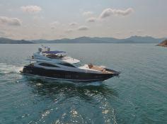 MOGUL  Sunseeker Yacht 90 Exterior 4