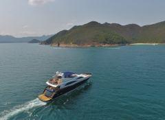 MOGUL  Sunseeker Yacht 90 Exterior 5