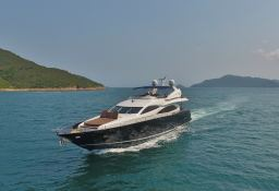 MOGUL  Sunseeker Yacht 90 Exterior 6