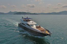 MOGUL  Sunseeker Yacht 90 Exterior 7