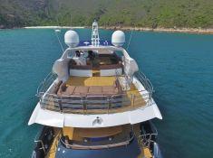 MOGUL  Sunseeker Yacht 90 Exterior 8