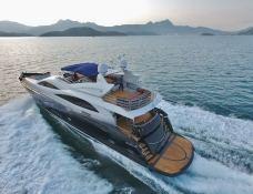 MOGUL  Sunseeker Yacht 90 Exterior 2