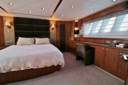 MOGUL  Sunseeker Yacht 90 Interior 1
