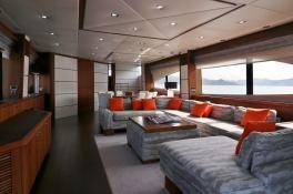 MOGUL  Sunseeker Yacht 90 Interior 10