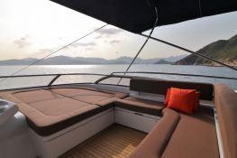 MOGUL  Sunseeker Yacht 90 Interior 12