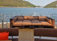 MOGUL  Sunseeker Yacht 90 Interior 13