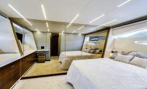 SPUTNIK  Numarine Yachts Fly 62 Interior 1