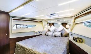 SPUTNIK  Numarine Yachts Fly 62 Interior 2