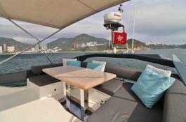 SPUTNIK  Numarine Yachts Fly 62 Interior 5