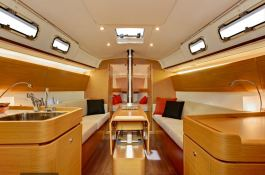 First 35 Beneteau Interior 1