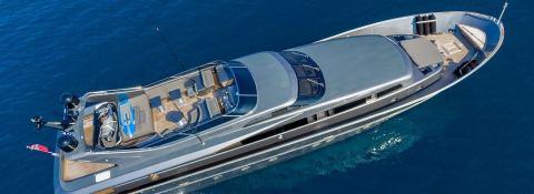 SUMMER FUN  Admiral Yachts Admiral  101 Exterior 2