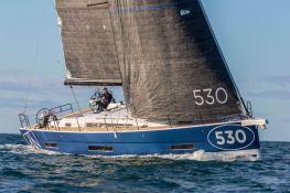Dufour 530 Dufour Yachts Exterior 3