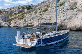 Dufour 530 Dufour Yachts Exterior 2