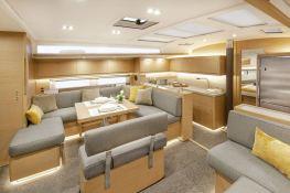 Dufour 530 Dufour Yachts Interior 2