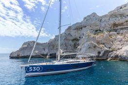 Dufour 530 Dufour Yachts Exterior 4