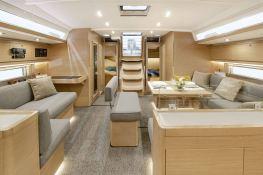 Dufour 530 Dufour Yachts Interior 3