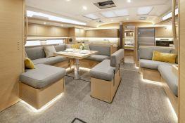 Dufour 530 Dufour Yachts Interior 5
