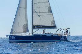 Dufour 530 Dufour Yachts Exterior 6