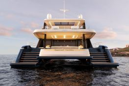 Power 70 Sunreef Catamaran Exterior 3