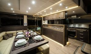 Power 70 Sunreef Catamaran Interior 1