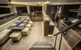 Power 70 Sunreef Catamaran Interior 3