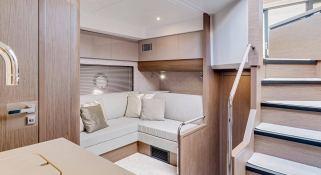 ADEL  Beneteau Gran Turismo 50 Fly Interior 1