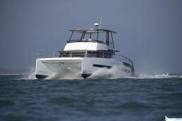Bali 4.3 MY Catana Catamaran Exterior 5