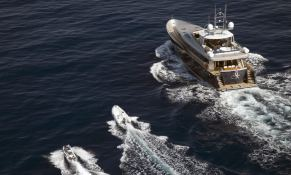 XO OF THE SEAS   Ustaoglu Yachts  Yacht 32m Exterior 2