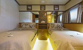 XO OF THE SEAS   Ustaoglu Yachts  Yacht 32m Interior 3